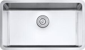 כיור עשוי נירוסטה דגם Prim (70)